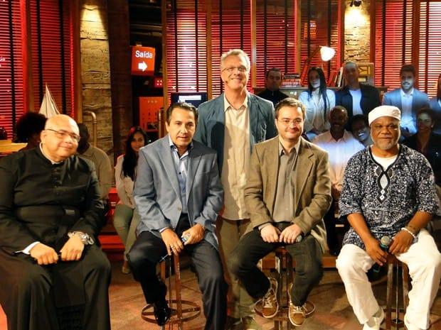 Debate sobre religião rendeu alta audiência