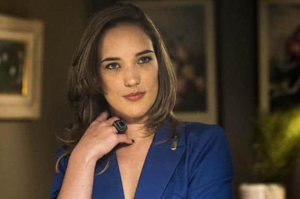 Adriana Birolli está sem contrato com a Globo