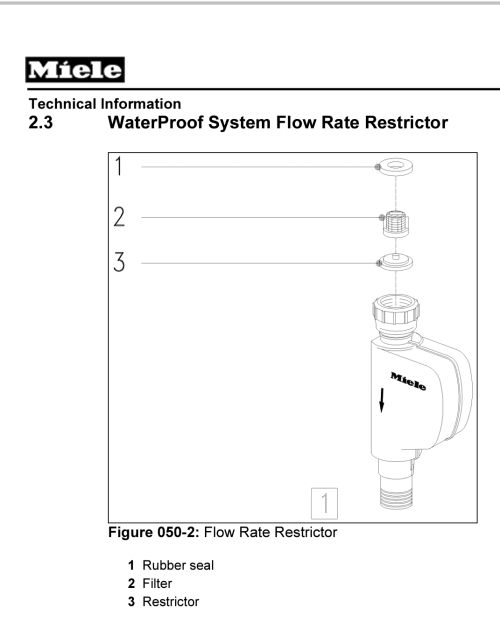 small resolution of miele dishwasher wps diagram