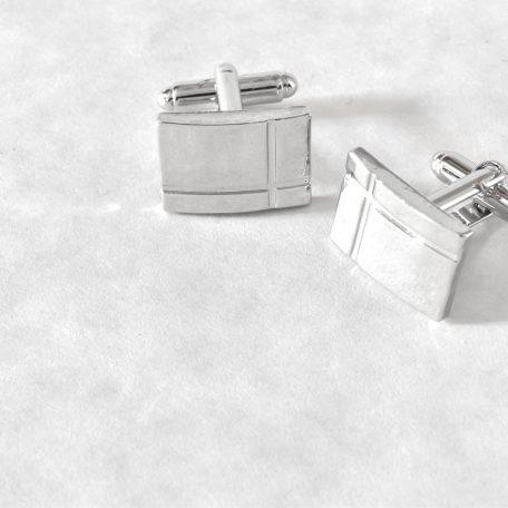 Prestížne manžetové gombíky RDB Royal z chirugickej ocele