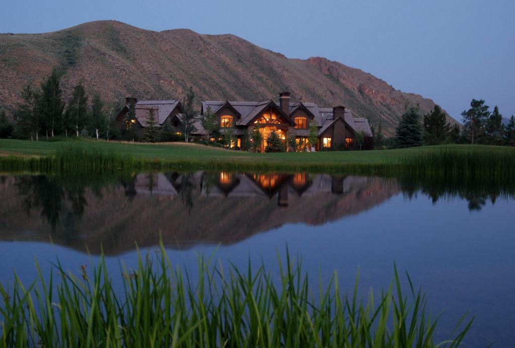 Rainbow Design Builders Sun Valley Idaho Fine Homes
