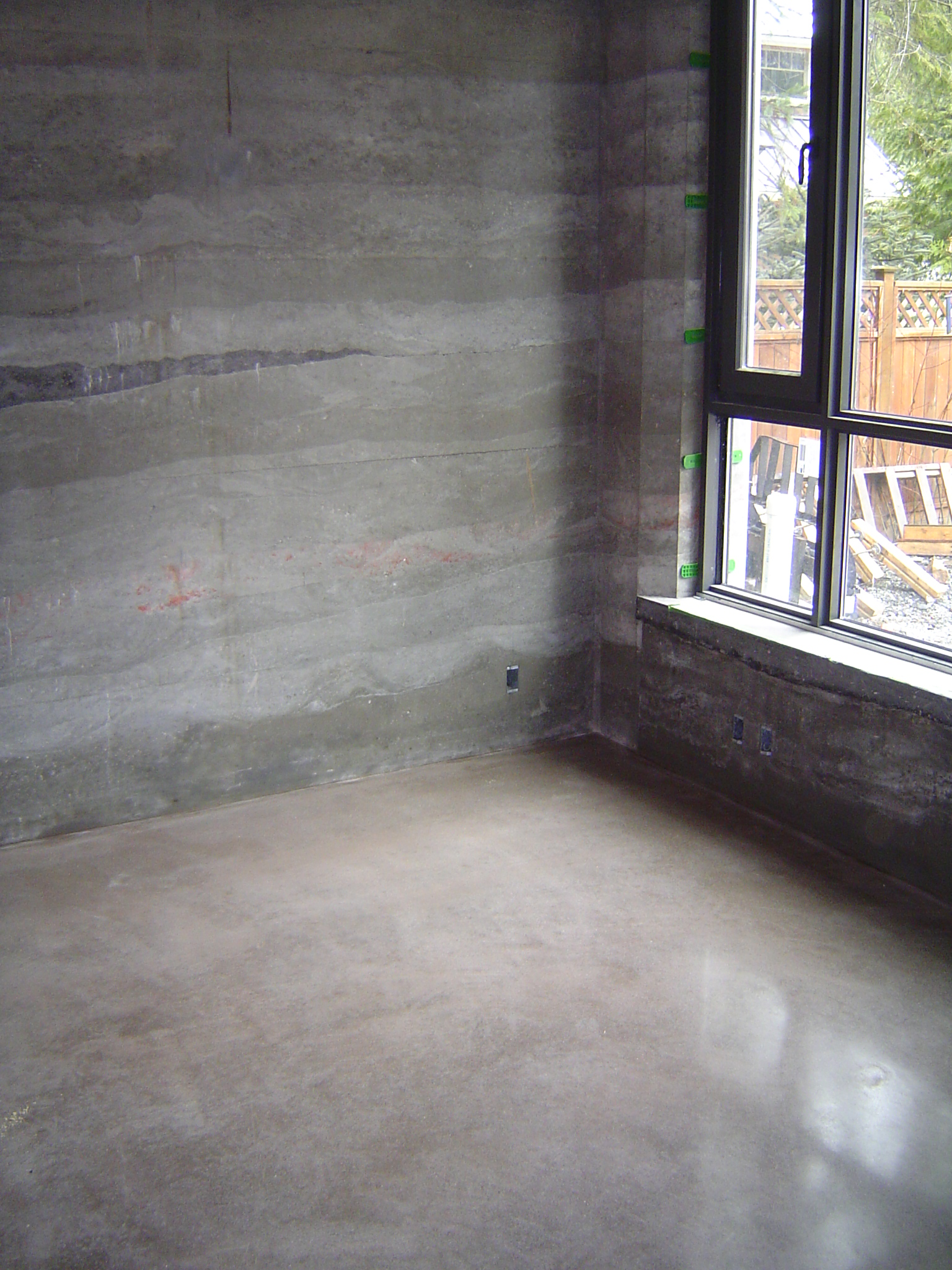 Poured Flooring