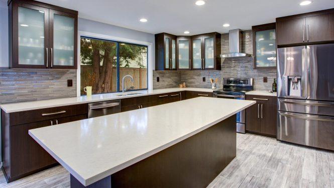 Quartz Kitchen Countertops Have
