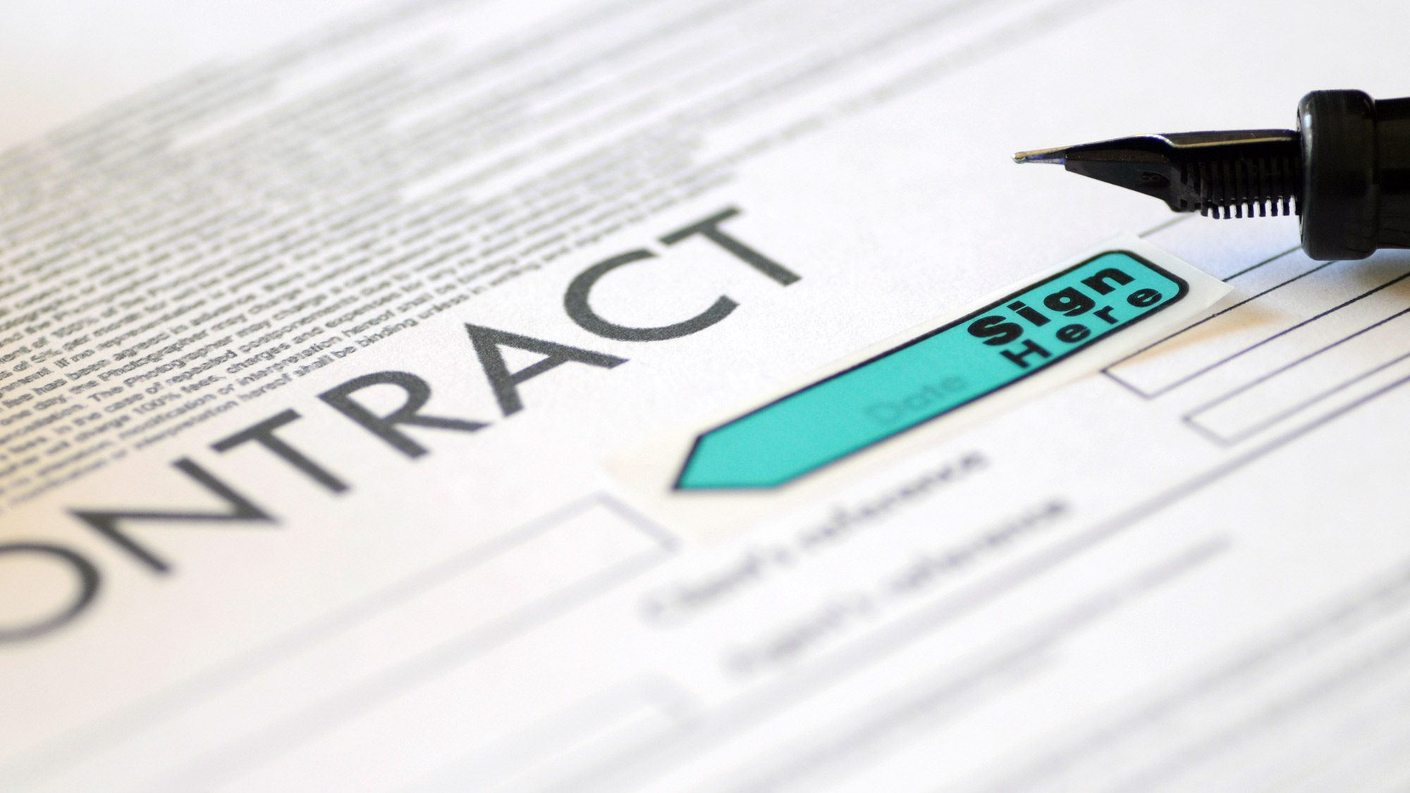 When Does A Real Estate Contract Become Legal And Binding? | Realtor.com®