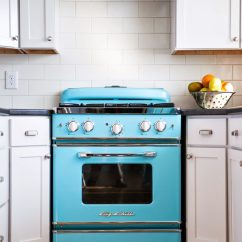 Teal Kitchen Appliances Custom Booth Tbt When Home Were Pastel Realtor