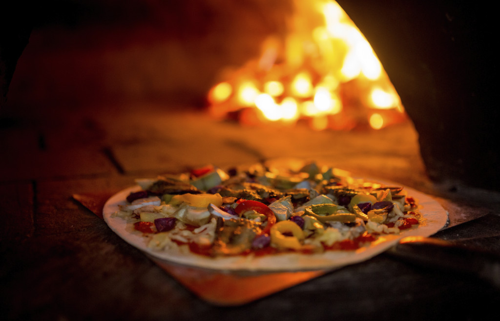 This Home Upgrade Is Burning Hot A Pizza Oven  realtorcom