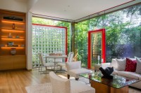 Sparkling Inside and Out, a Glass House Shines in Menlo ...