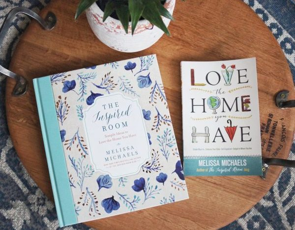 Blogger and author Melissa Michaels has two books available.