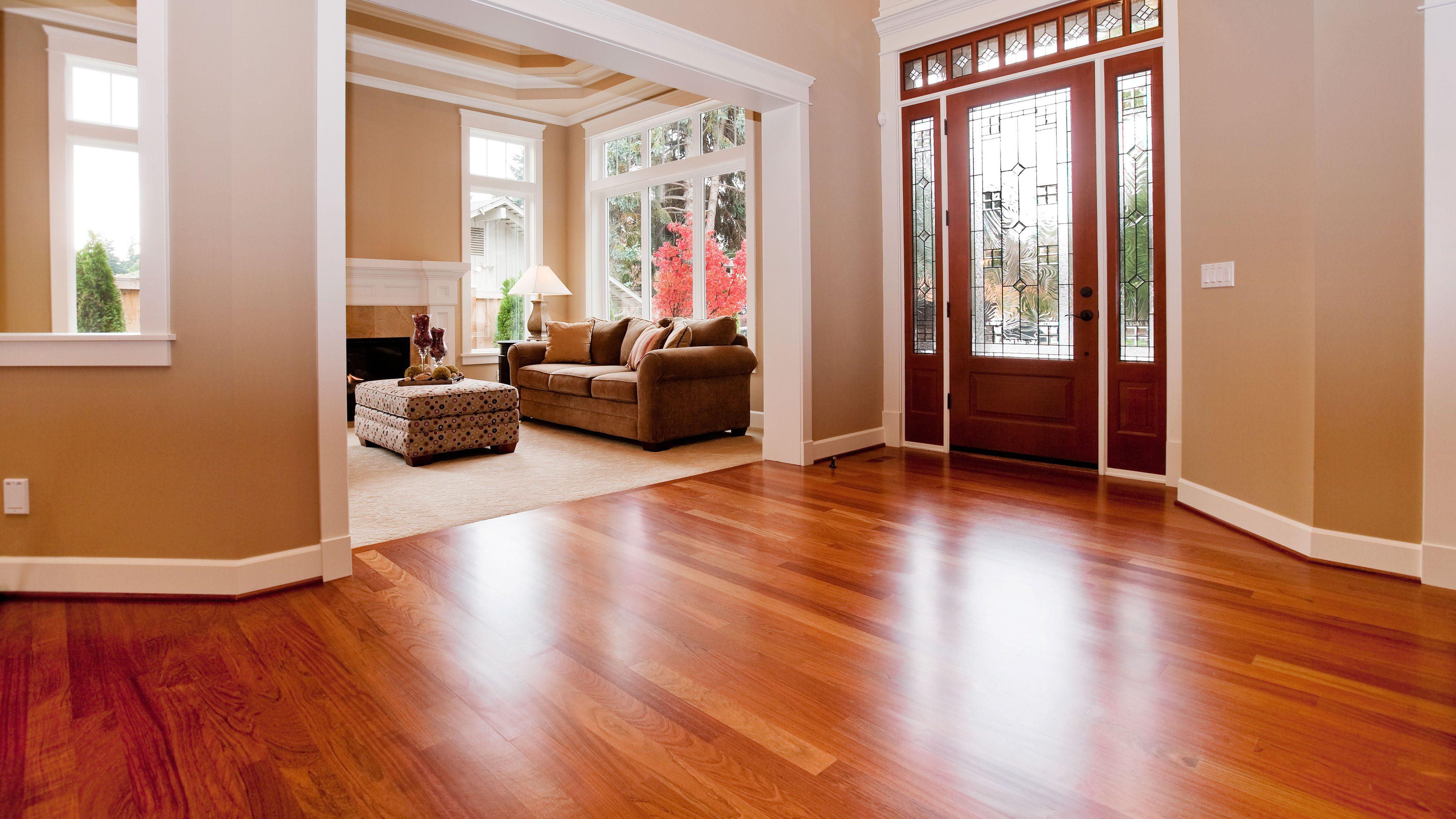 The Best Way to Clean Hardwood FloorsRevealed  Pinnacle