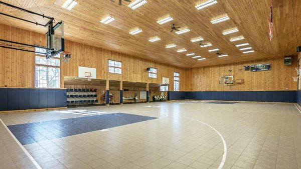 Homes with Indoor Basketball Courts