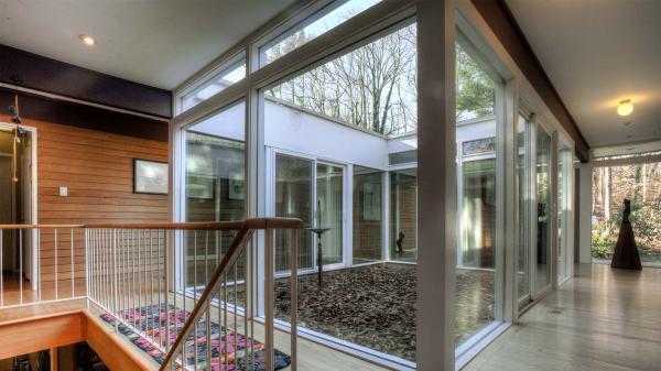Mid Century Modern Home Windows