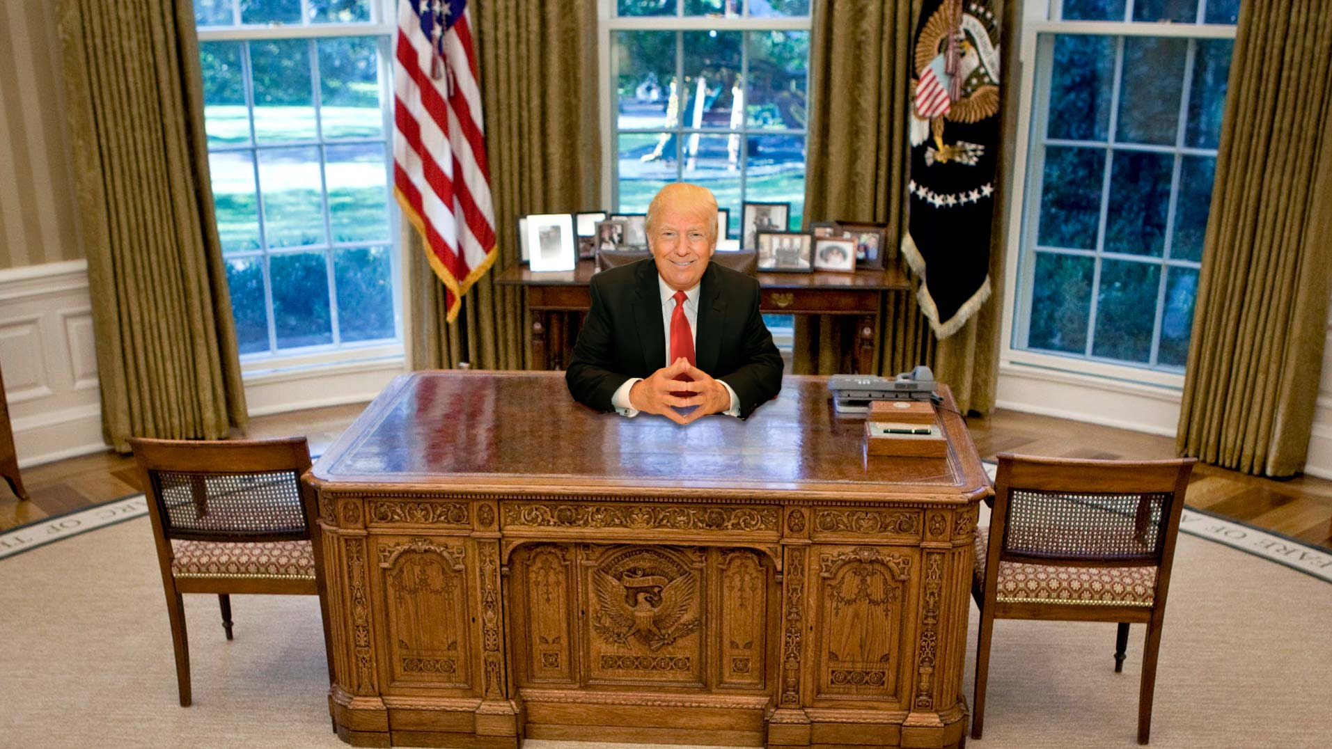 oval office chair comfy room chairs which of these 6 desks will donald trump pick