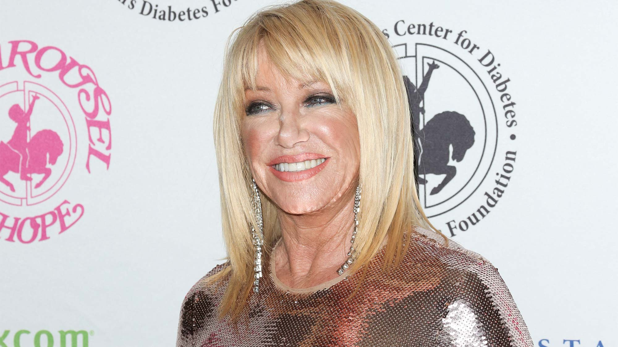 Suzanne Somers sells in palm springs