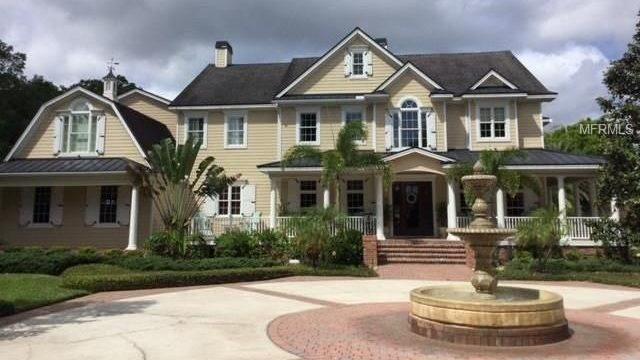 Vinny Testaverde's house