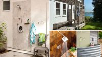 5 Outdoor Shower Ideas for Your Ultimate Backyard Oasis ...