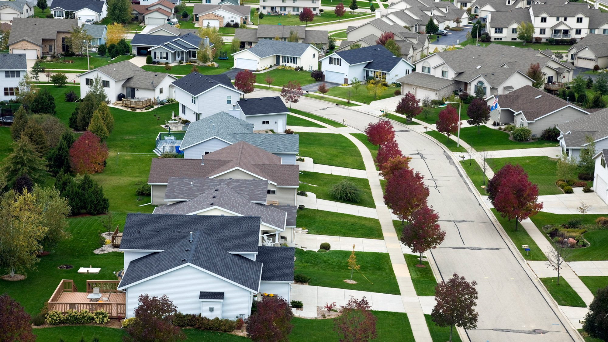 mortgage rates slide to 4-year low