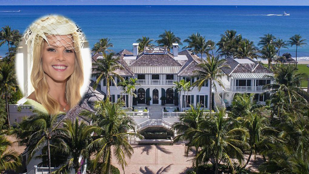 tiger woods ex wife house for sale