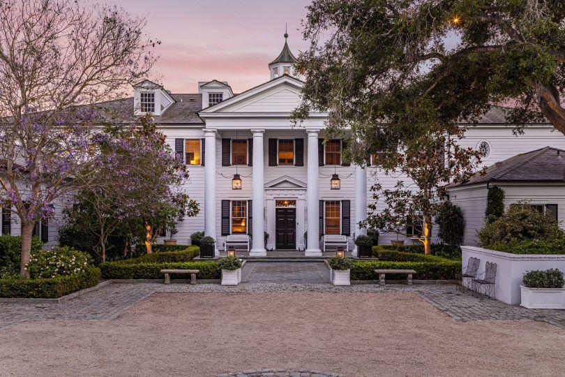 Mount Vernon-inspired estate