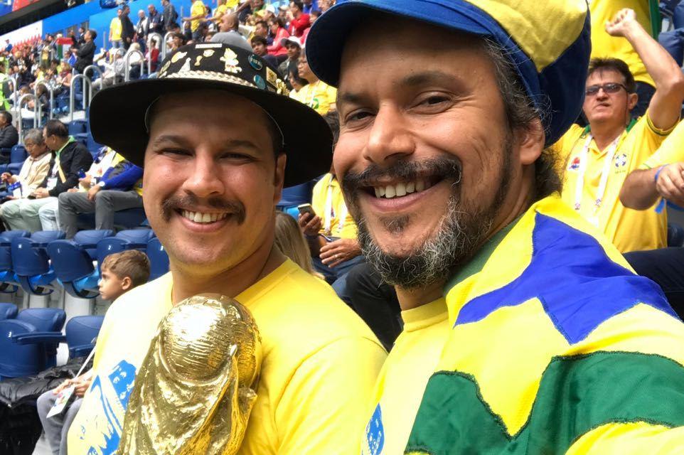 Bastidores do Mundial da Rússia são revelados na RDC TV