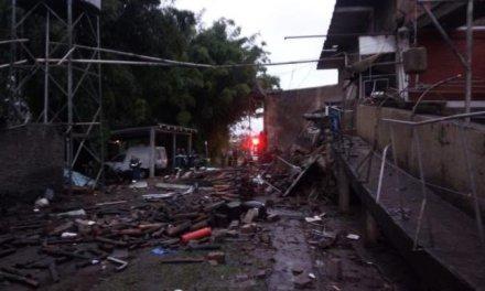 Explosão mata duas pessoas e deixa quatro feridos em Taquara