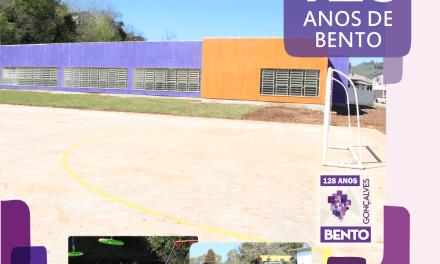 Aniversário de Bento Gonçalves será marcado por entregas importantes para a cidade