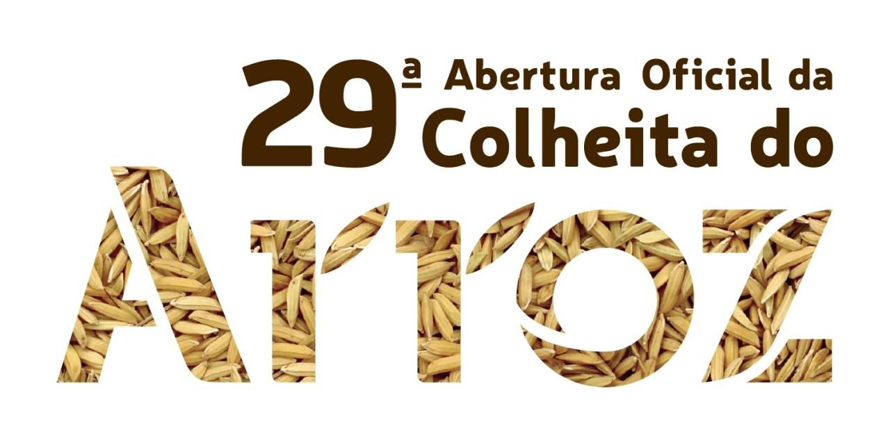 Abertura Oficial da Colheita do Arroz será realizada no dia 10 de outubro, em Pelotas