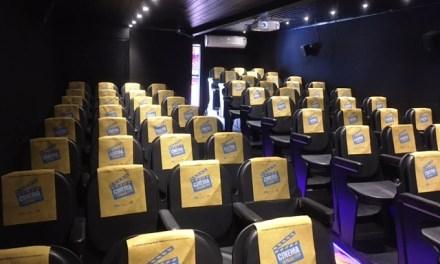 Cinema na Estrada leva sessões gratuitas de cinema para cidades do Rio Grande do Sul