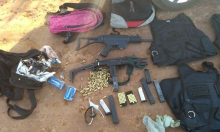 Brigada Militar frustra grupo criminoso que planejava atacar um banco na região das Missões