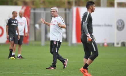 Odair luta contra o tempo para preparar o Inter