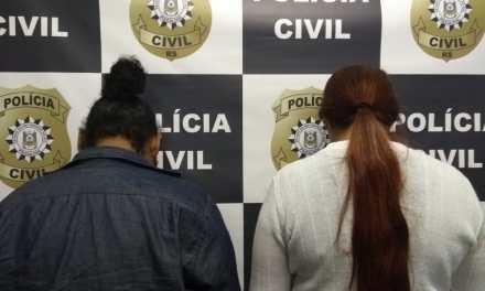 Polícia Civil prende duas mulheres em Pelotas por tráfico de drogas