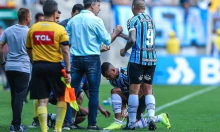 Renato deu alerta sobre sua negociação com o Grêmio