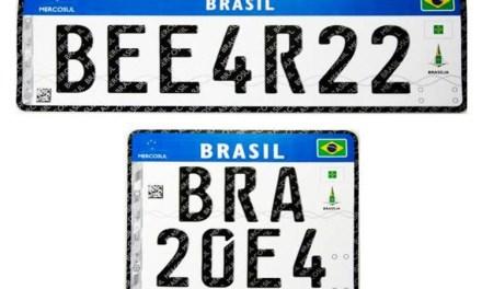 Detran-RS pede novo adiamento para adequação ao padrão Mercosul das placas de carro