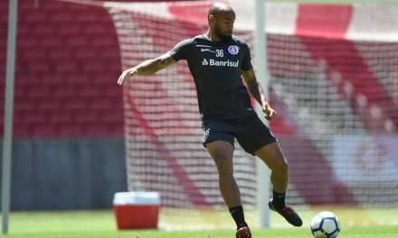 Moledo desfalca o Inter contra o Ceará