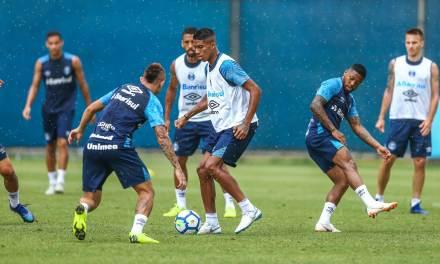 Grêmio perde meia titular para o jogo contra o Corinthians