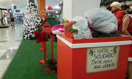 Shopping Total promove campanha para arrecadar brinquedos
