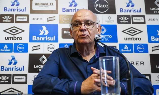 """Romildo sobre Thiago Neves: """"dificilmente acontecerá"""""""