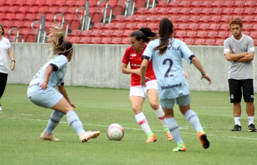 Grêmio é campeão gaúcho de futebol feminino