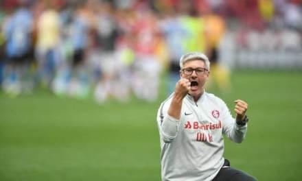 Odair faz balanço de sua primeira temporada como técnico do Inter