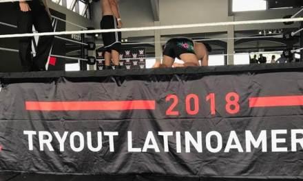 Gaúcho participa da primeira seleção latino-americana da WWE