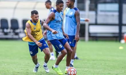 Auxiliar de Renato esboça o time do Grêmio para o Gauchão