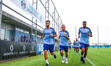 Grêmio está emprestando um zagueiro do elenco