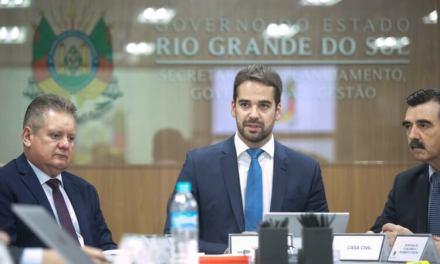 Primeira reunião de Eduardo Leite com secretários discute decretos de contenção de gastos