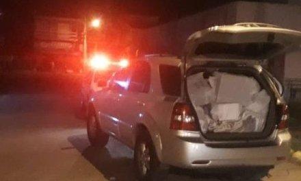 Após tiroteio, Brigada prende três suspeitos de roubo em Cachoeirinha