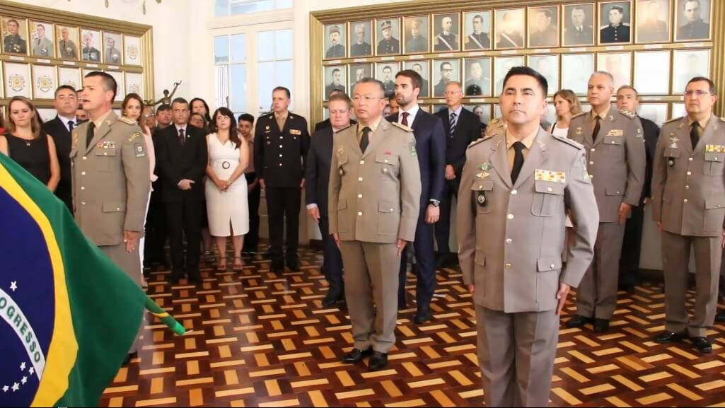 Brigada Militar tem novos comandantes