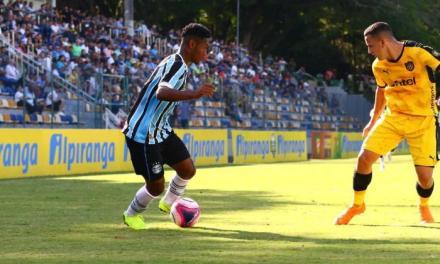 Grêmio recusou proposta da Europa por Tetê
