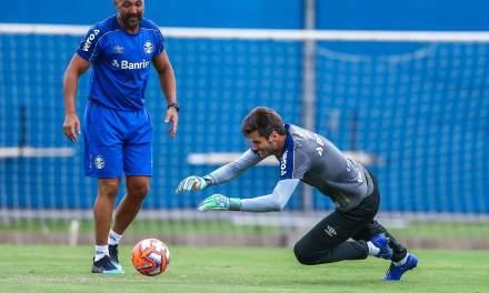 Júlio César aposta na sua experiência na Europa como diferencial no Grêmio