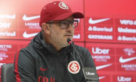Odair acredita que Inter terá que mostrar mais do que bom futebol na Libertadores