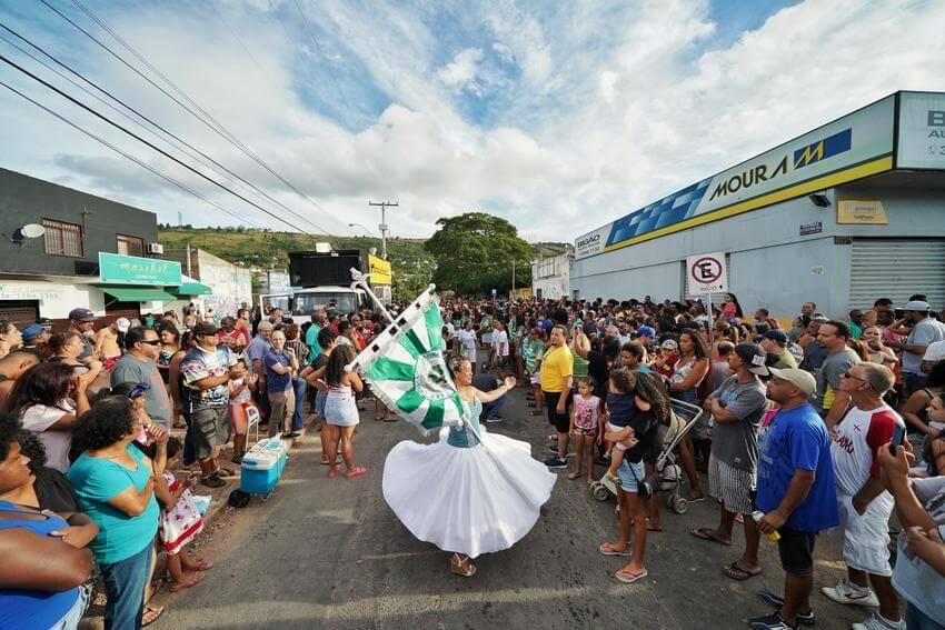 Domingo tem Carnaval de Rua Comunitário no Cristal