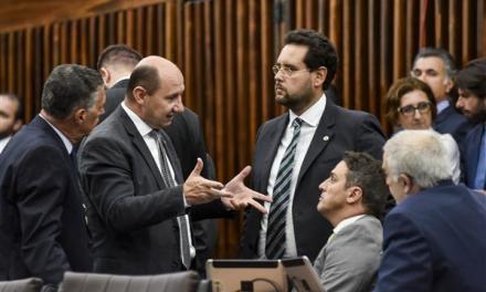 Plenário aprova a indicação de procurador-geral da Assembleia Legislativa