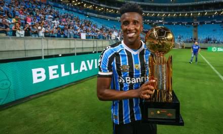 Grêmio finaliza a renovação com Bruno Cortez